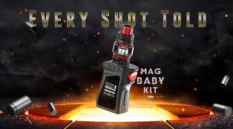 SMOK Mag Baby 50W Mod Kit