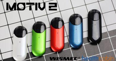 Wismec Motiv 2 Pod System Review