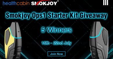 Smokjoy Ops1 Giveaway