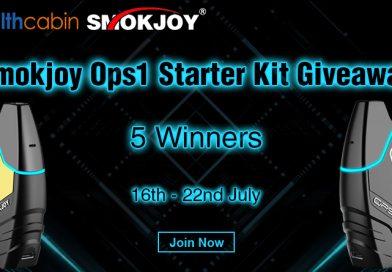Smokjoy Ops1 Giveaway