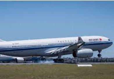Vaping' pilot Air China