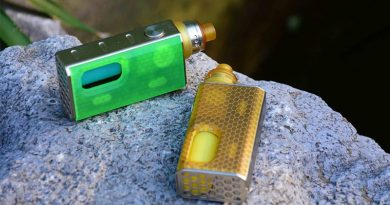 Wismec Luxotic BF Mod Kit