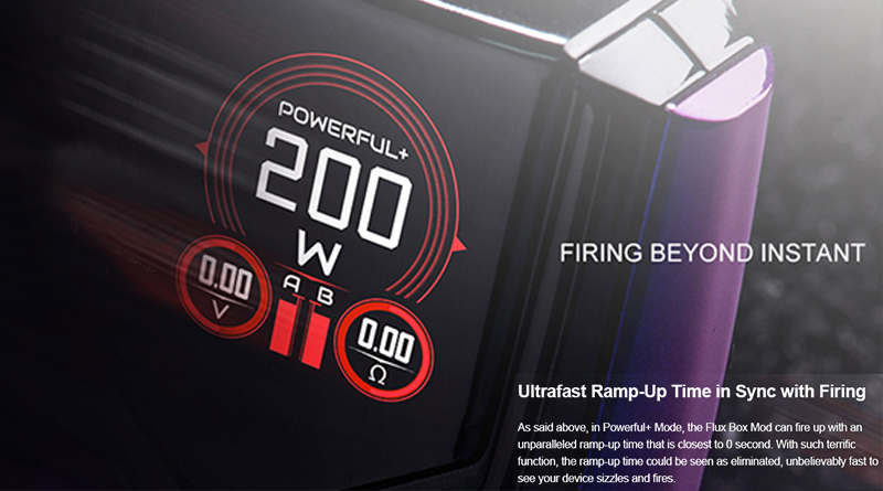 Wotofo Flux 200W Kit