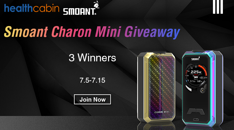 smoant giveaway