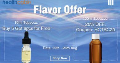 Flavor-Offer