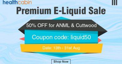 Premium E-Liquid Sale