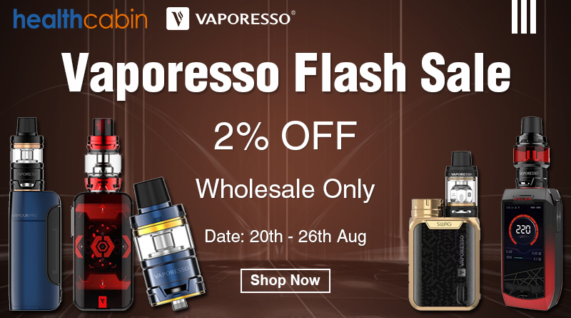 Vaporesso-Flash-Sale