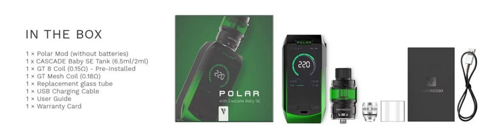 Vaporesso Polar Reviews