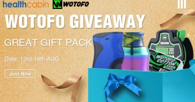 WOTOFO New Products Pack Giveaway
