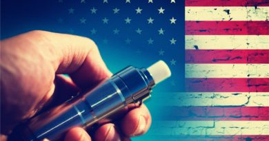 vaping usa