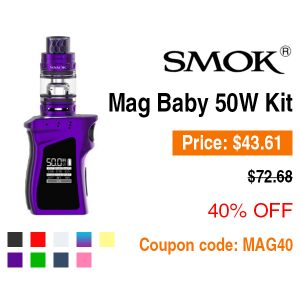 smok mag baby kit coupon