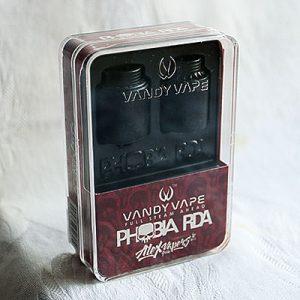 Vandy Vape Phobia RDA Review