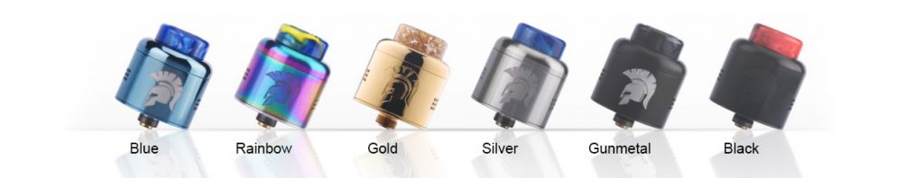 Wotofo Warrior RDA Review