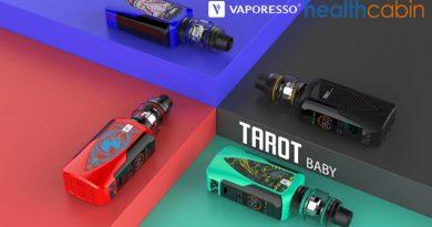 Vaporesso Armour Pro Kit Review | HealthCabin