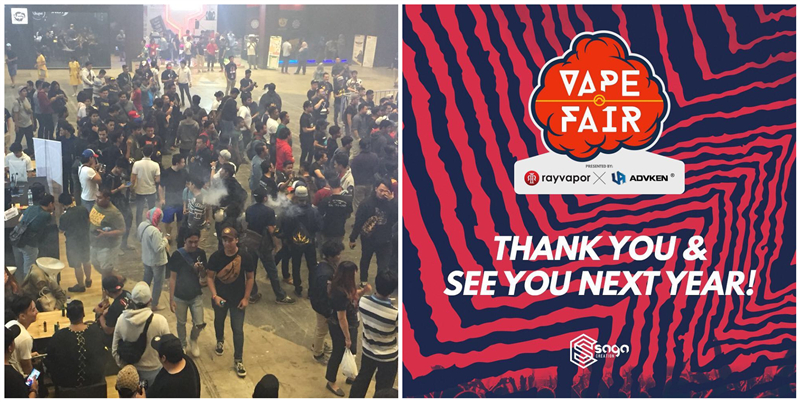 vape fair Indonesia