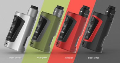 Geek Vape GBOX Squonk Kit Review