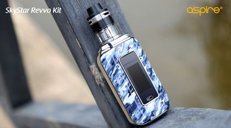 Aspire Skystar Revvo Kit Review by liblue1