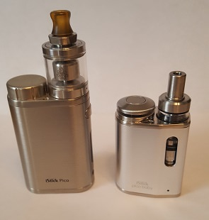 Eleaf iStick Pico Baby Starter Kit Review