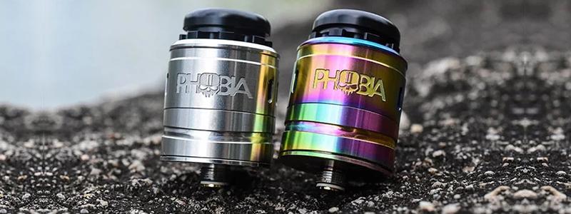 Vandy Vape Phobia V2 RDA Atomizer
