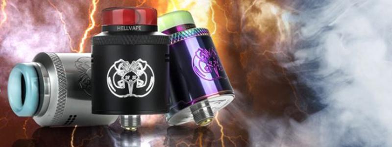 Hellvape Drop Dead RDA Atomizer