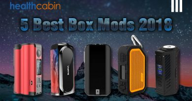 5 Best Box Mods 2018