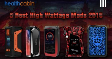 5 Best High Wattage Mods 2018