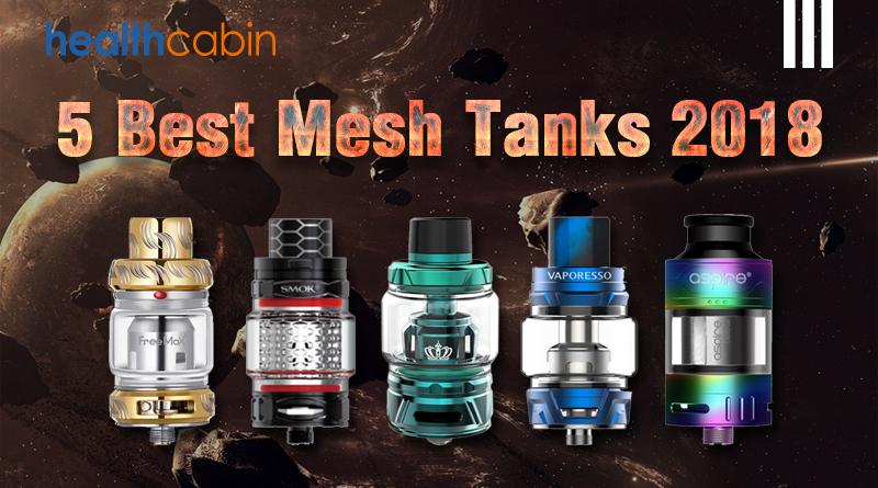 5 Best Mesh Tanks 2018