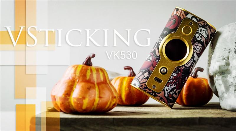 VSticking VK530 Mod Review | HealthCabin