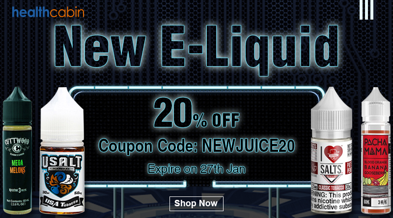 New-E-Liquid