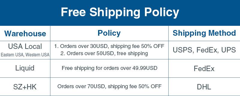 us free shipping