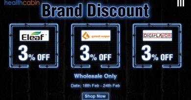 Brand discount