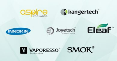 Exclusive Distributors of Various e-Cig Brands