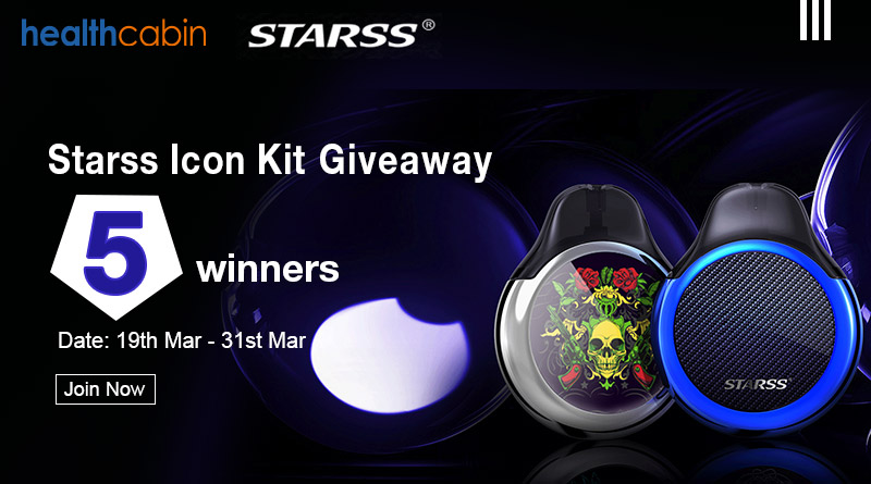 Starss ICON Kit Giveaway