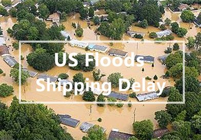 US Floods Shipping Delay