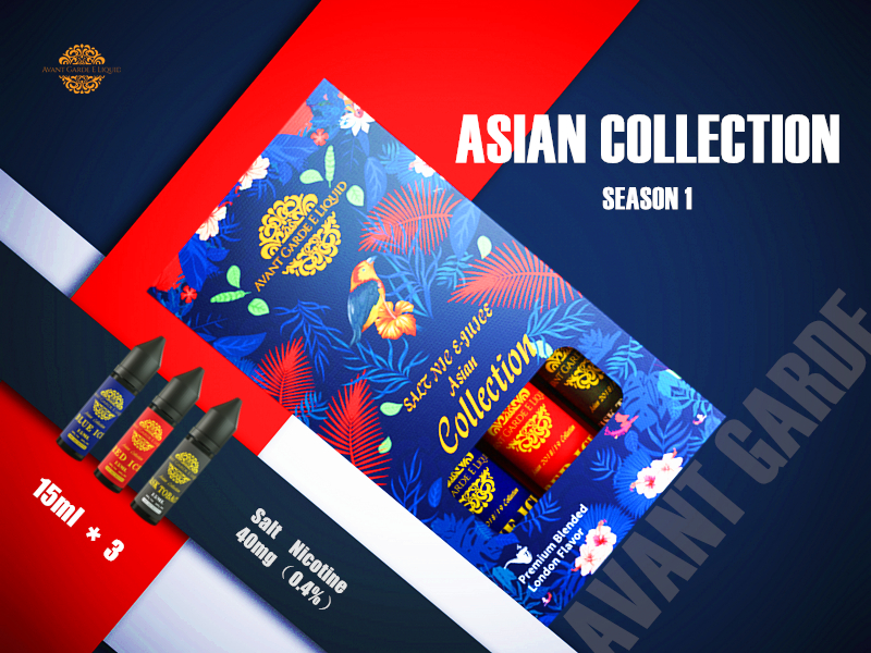 AVG Asian Collection