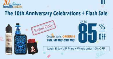 The 10th Anniversary Grand Sale