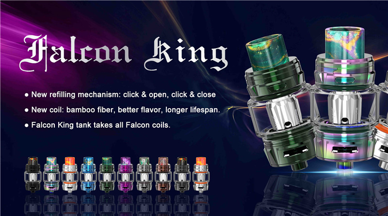 Bamboo Wicking – Horizon Falcon King Review