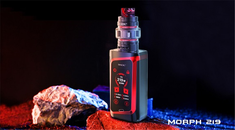 SMOK MORPH 219W TC Kit with TF Tank