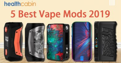 5 Best Vape Mods 2019