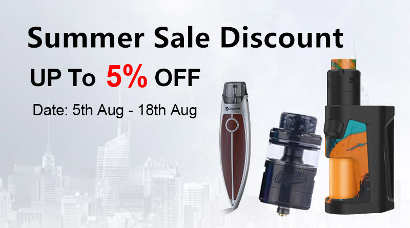 Grand Summer Sale up to 5% OFF for wholesale