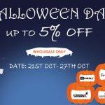 Halloween Brands Discount Wave 2