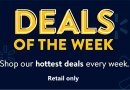 Deals of the week up to 71% OFF