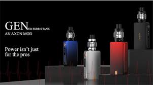 Vaporesso Gen 220W Mod Kit with Skarr-S Tank 8ml–Review