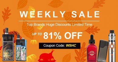 weekly-sale- healthcabin
