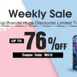 Weekly Sale Up To 76% OFF
