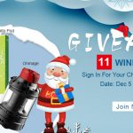 Giveaway - 11 Winners