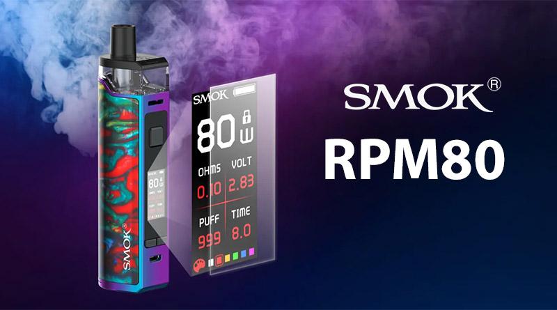 SMOK-RPM80