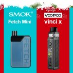 VOOPOO Navi Preview VS SMOK fetch mini VS VOOPOO Vinci VS Geekvape Aegis Boost