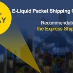 E-Liquid Packet Shipping Cost Update