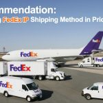 Shipping Method Recommendation Update